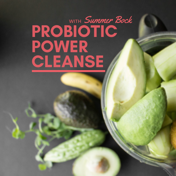 Probiotic Power Cleanse